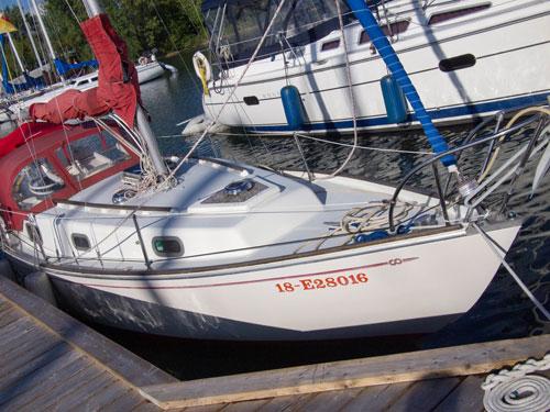 Bastian's Boat